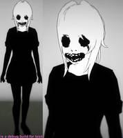 Yandere sim skin: Imscared by TeleviCat