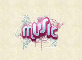 oO MUSIC Oo by Tamachan87