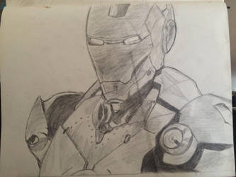 Iron Man MK 2 by VeyronSliferPlatinum