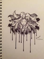 Asleep by MetallicDynamite