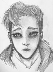 Killing Stalking: Sangwoo by AmIz06