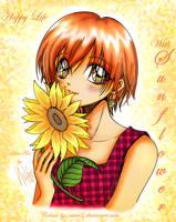 Sunflower by niwa5