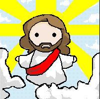 Hello Jesus by Chooy64