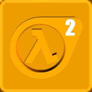 Half Life 2 Logo Spray For Team Fortress 2 by draenei-friend