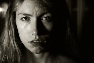 Emotive Portrait by baseport
