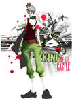 King by onegreyelephant