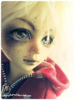 Imogen has proper eyes. by onegreyelephant