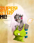 Superstar Me by onegreyelephant