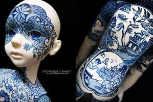 Porcelain Doll II by onegreyelephant