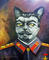 Stalin by onegreyelephant