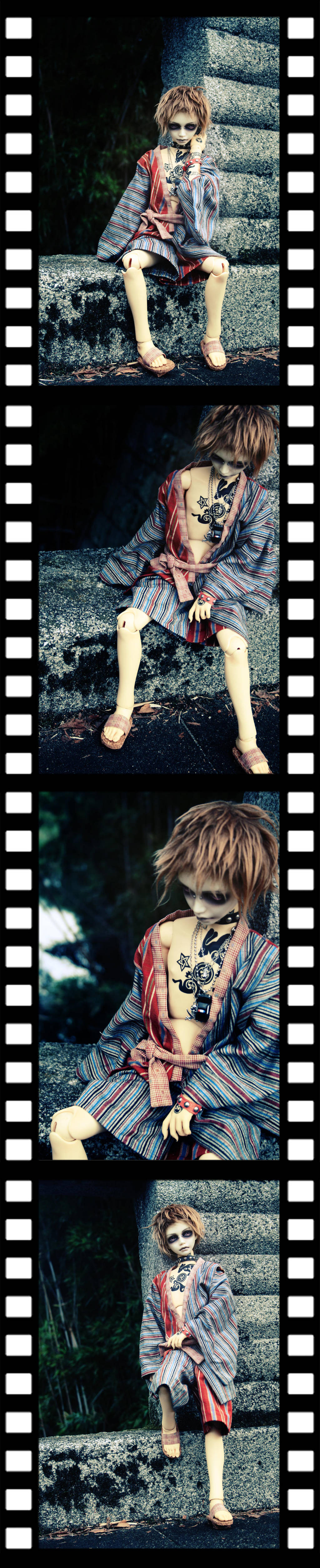 Matsuri Style 4 by onegreyelephant