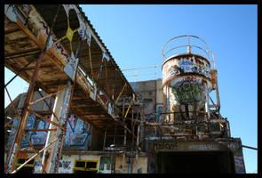usine de soufre III by mkouetkouet