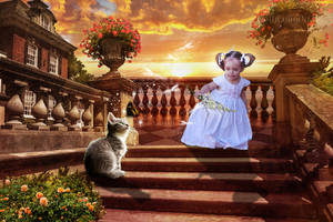 Blissful Time-by-GothLyllyOn-MMXVIII by GothLyllyOn