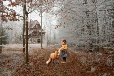 Adorable December-by-GothLyllyOn by GothLyllyOn