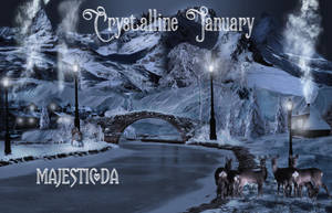 Crystalline January-by-GothLyllyOn-MMXIX-Layout by GothLyllyOn