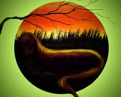 Night Crawler by americanojisan