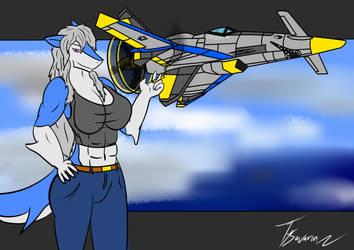 Sky Shark by Tysavarin