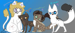 More bbys by FluffyDisorder