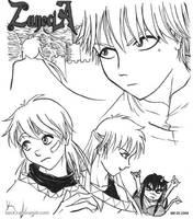 Poster Zanecia by beckzera