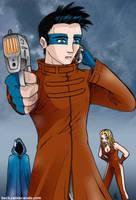 Vigilantes by beckzera