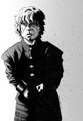 Tyrion Lannister from Game Of Thrones by beckzera