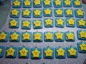 Twinkle, twinkle, little stars by AutumnLeong