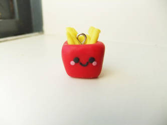 Kawaii Fries by AutumnLeong
