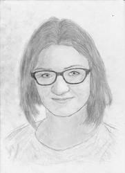 Anastasia Zurkalova by f1f1s