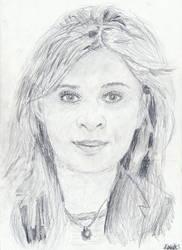 Olga Kojevnikova, etudiante jeune du Luxembourg by f1f1s