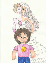 I Am My Mom and Rose Diamond  by Fistron