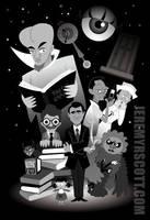 The Twilight Zone by jeremyrscott