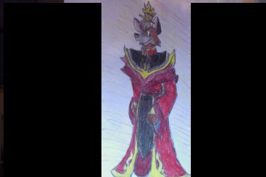 Fire Lord Nova by FireNationPhoenix