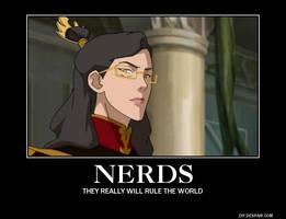 Nerds Will Rule The World Meme by FireNationPhoenix