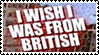 I Wish I Was From the UK by GreedLin