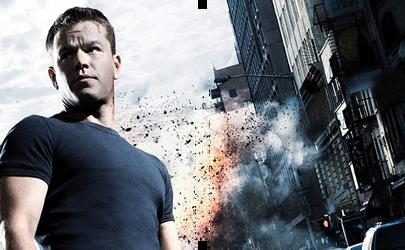 Bourne Set - Steelbook Insider by GreedLin