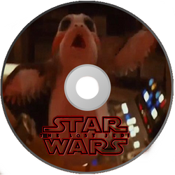 Lost Jedi - Disc Art by GreedLin