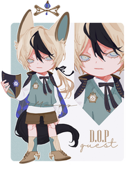 {GA} D.O.P l Adoptable Auction [CLOSED] by Muagg
