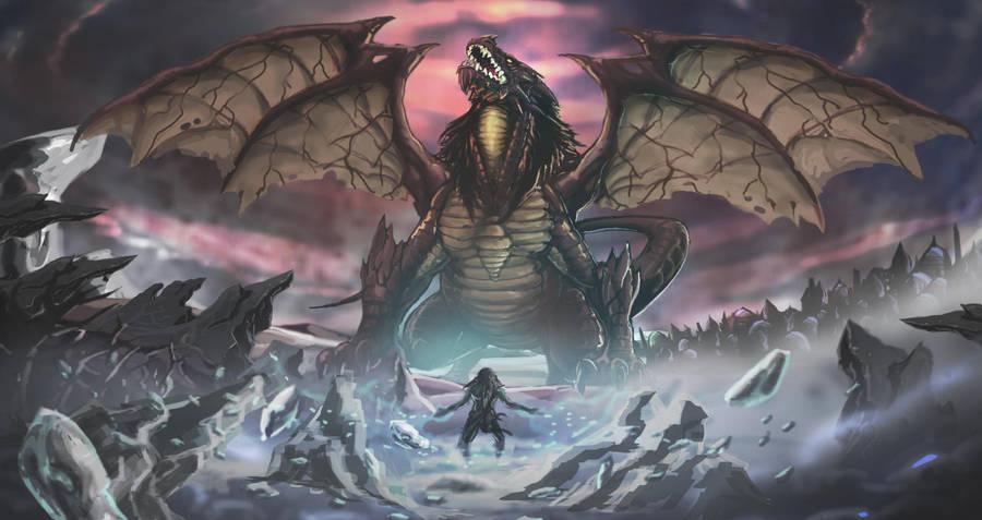 Dragon Comp-Silanah vs raest by Shadaan