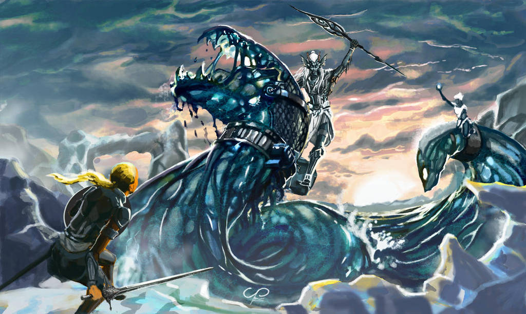 Storm Riders! by Shadaan