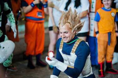 Vegeta Proposal by LiveActionVegeta