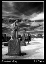 Gravestones IR 05 by richardldixon