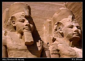 Abu Simbel rld 05 by richardldixon