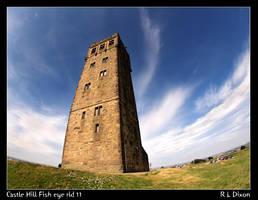Castle Hill fish eye rld 11 by richardldixon