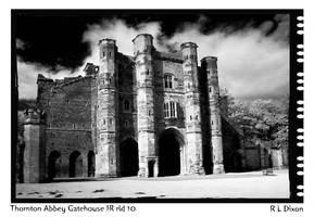 Thornton Abbey Gatehouse IR rld 10 by richardldixon