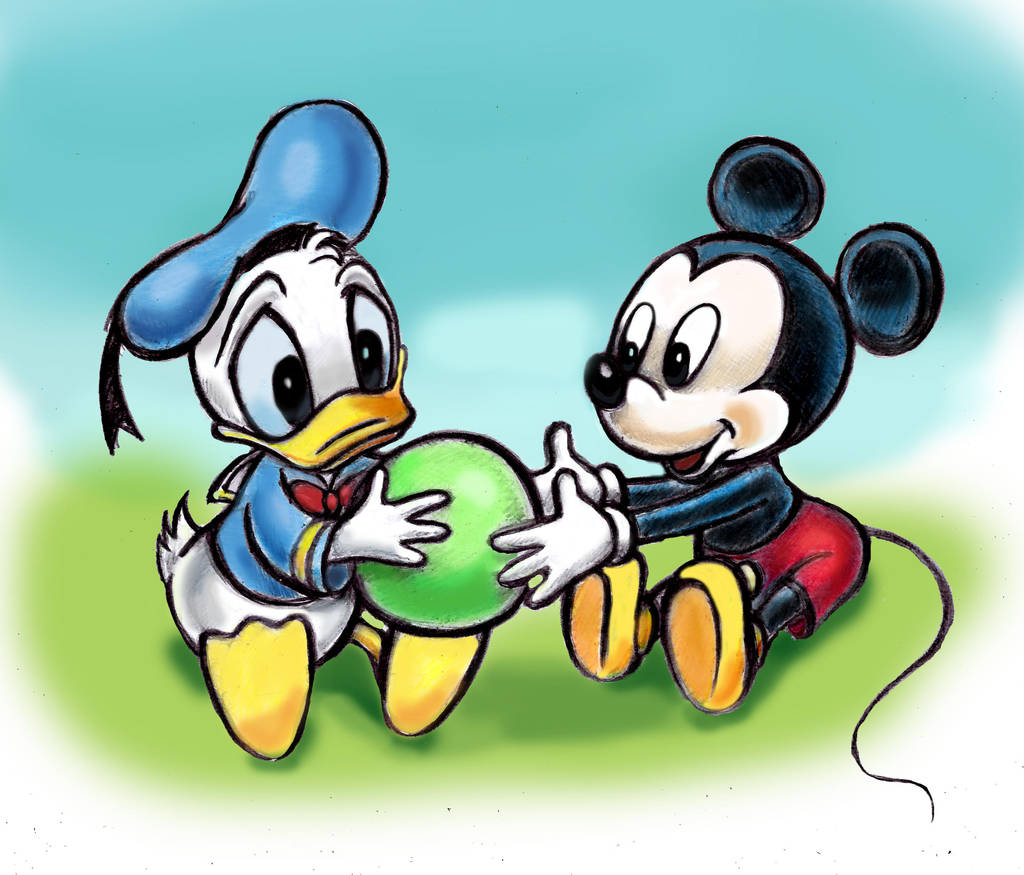 Mickey   Dibujos kawaii, Dibujos kawaii 365, Dibujos ...  Cute Baby Mickey Mouse Drawings