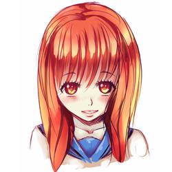 Yamato Fan Art by bl1zz4r4