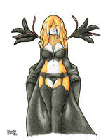 Caths Secret by limeykat