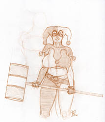 Cath Harley cosplay by limeykat