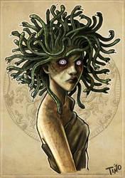 Medusa by TmoeGee