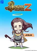 JESUS - The Messiah by zeoarts